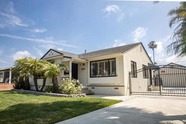 864 Arbor Avenue, Ventura, California