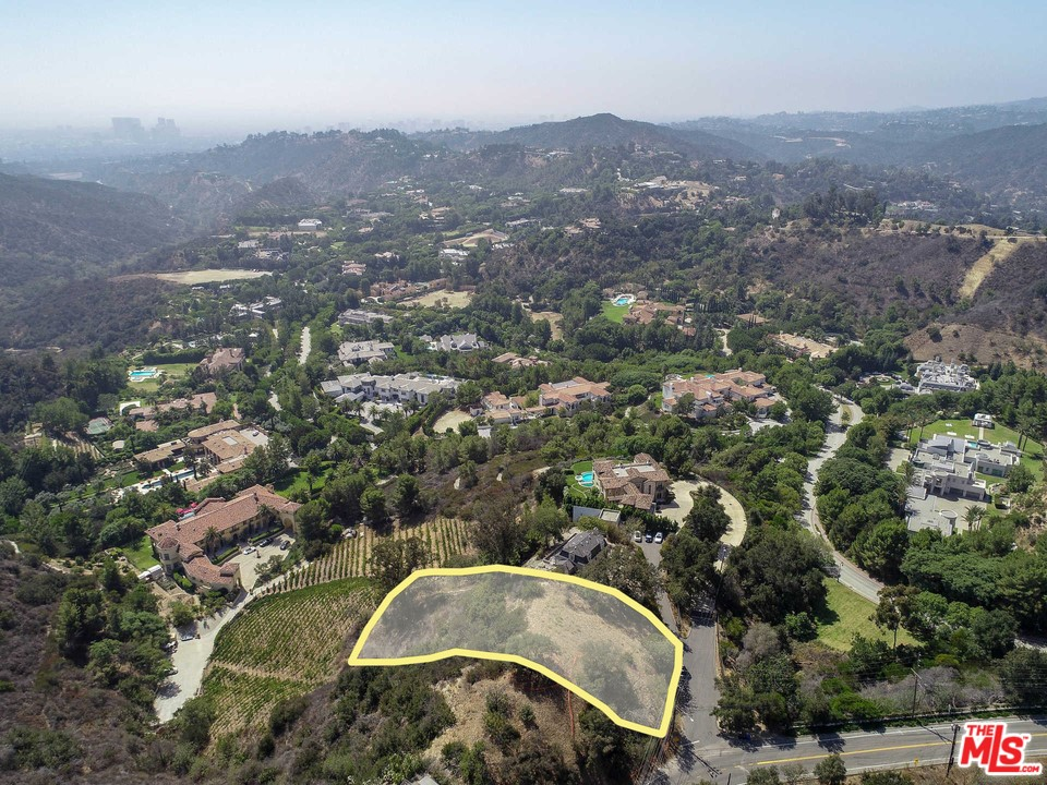 13050 Mulholland Drive #  Beverly Hills CA 90210