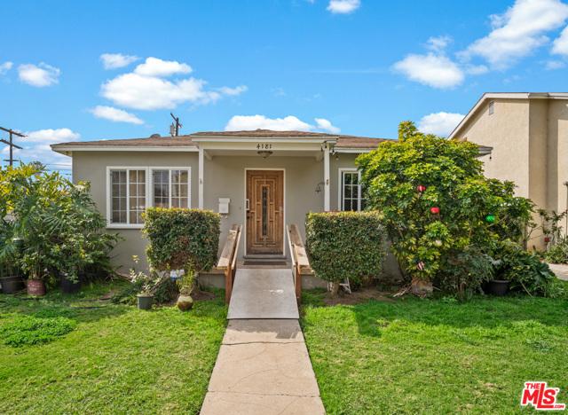 4181 COMMONWEALTH Ave, Culver City, CA 90232