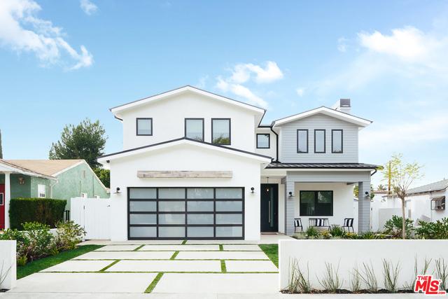Single Family Home for Rent at 4433 Calhoun Avenue Sherman Oaks, California 91423 United States