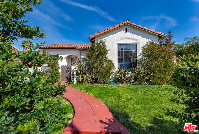 502 N STANLEY Avenue, Los Angeles CA 90036