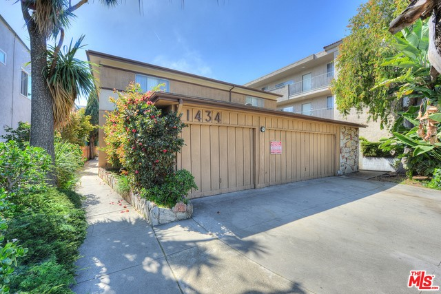 Single Family for Sale at 1434 15th Street Santa Monica, California 90404 United States