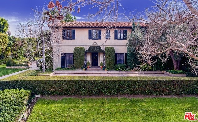 Single Family Home for Rent at 464 June Street N Los Angeles, California 90004 United States