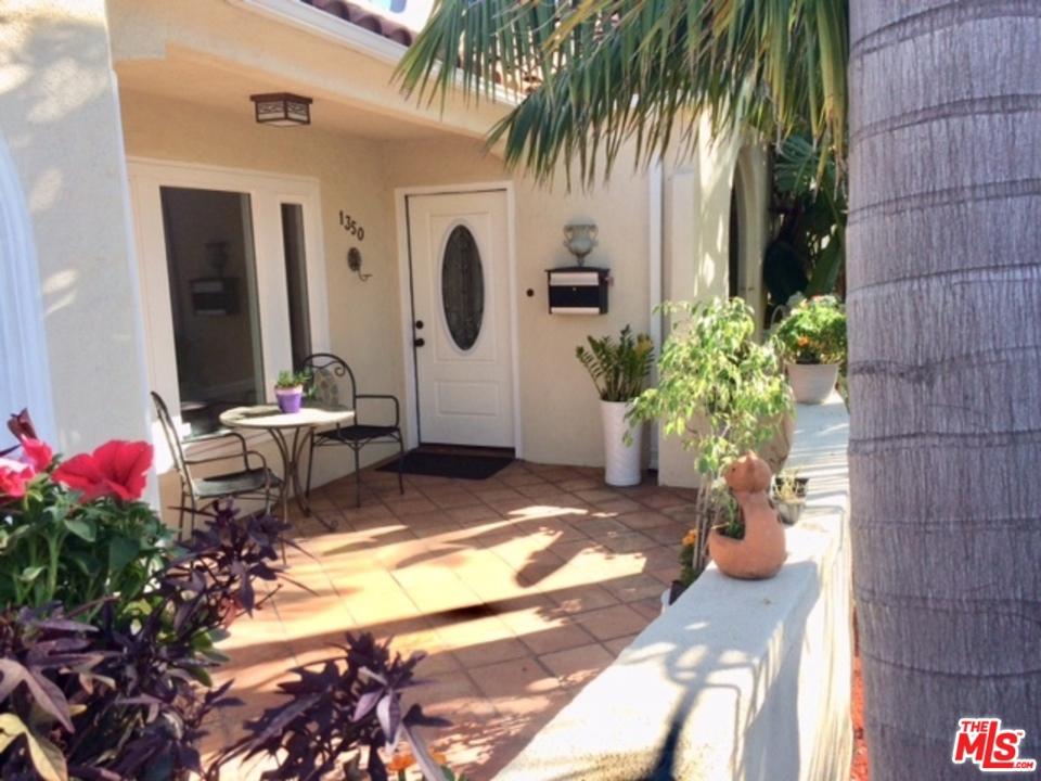 1350 S CURSON Avenue #  Los Angeles CA 90019