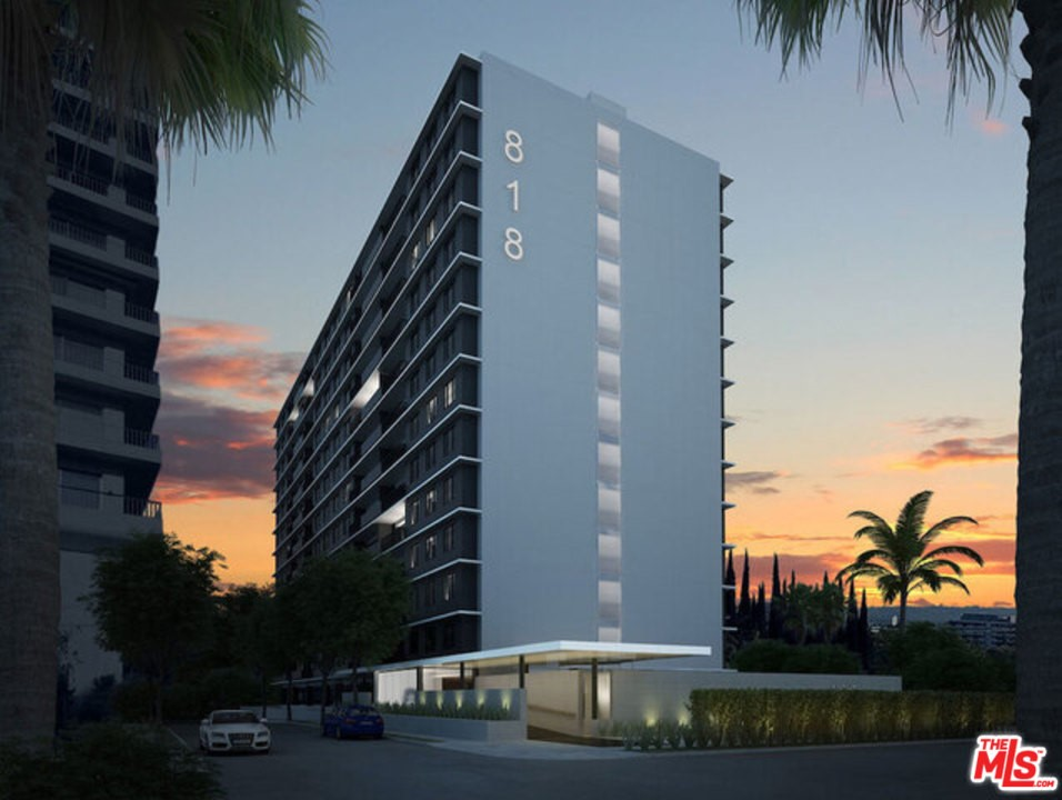 818 N DOHENY Drive # 401 West Hollywood CA 90069