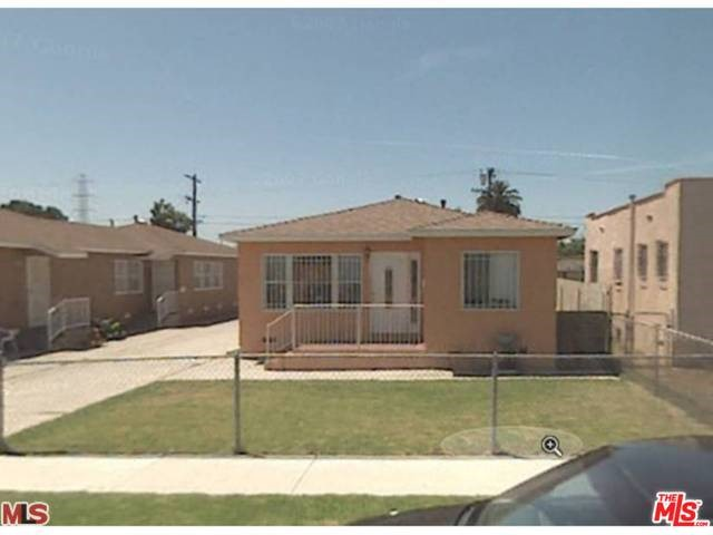 Single Family Home for Sale at 616 118th Place E Los Angeles, California 90059 United States
