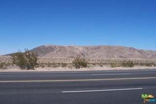 Photo of home for sale at 0 29 Palms Hwy., Joshua Tree CA