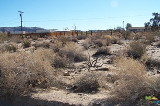 Photo of home for sale at 0 ALTA LOMA Drive, 29 Palms CA