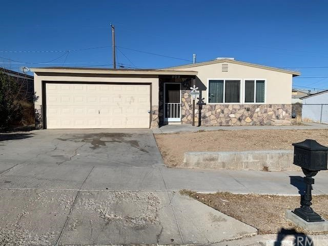 909 Kelly Drive Barstow CA 92311