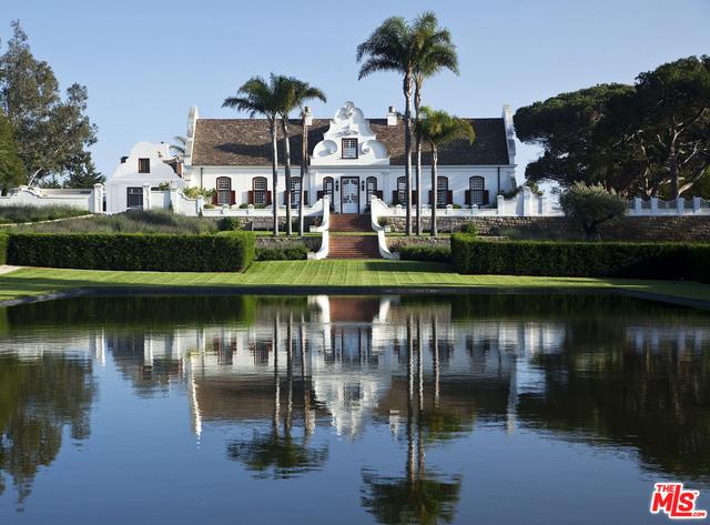 Single Family Home for Sale at 1599 Valley Road E Montecito, California 93108 United States