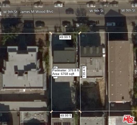 2746 James M Wood, Los Angeles, California 90006