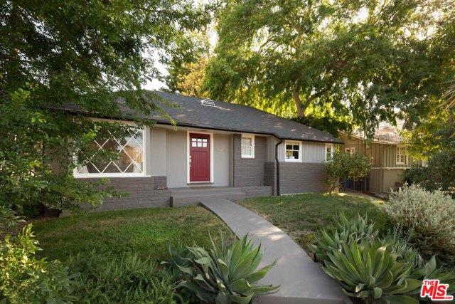 14448 Valley Vista Boulevard  Sherman Oaks CA 91423