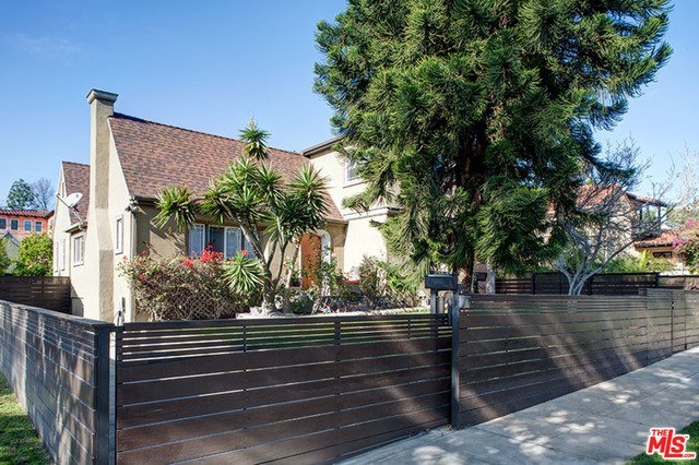 Single Family Home for Rent at 2019 Berendo Street N Los Angeles, California 90027 United States