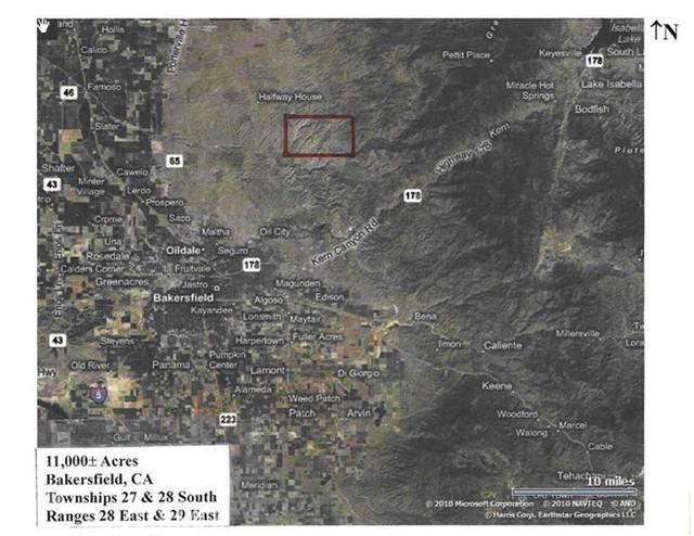 0 Bakersfield, Outside Area (Inside Ca), CA, 93308