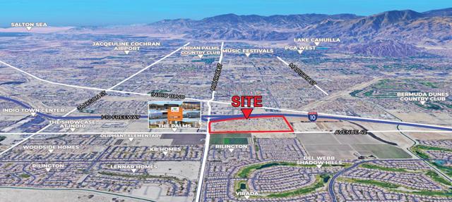 0 Nwc Monroe St & I-10, Indio, CA, 92202