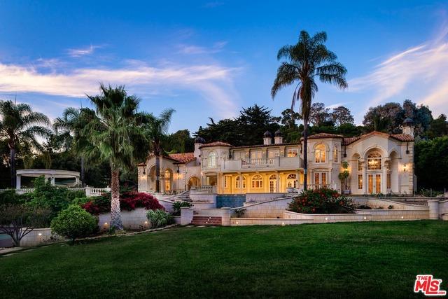 Single Family Home for Sale at 4170 MARIPOSA Drive Santa Barbara, California 93110 United States
