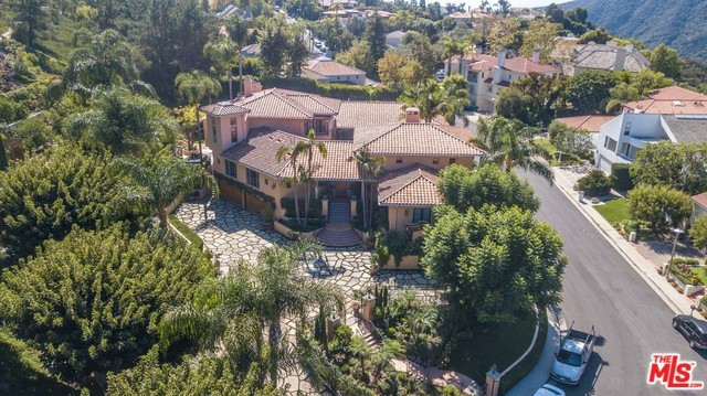 Photo of 16829 MONTE HERMOSO Drive, Pacific Palisades, CA 90272