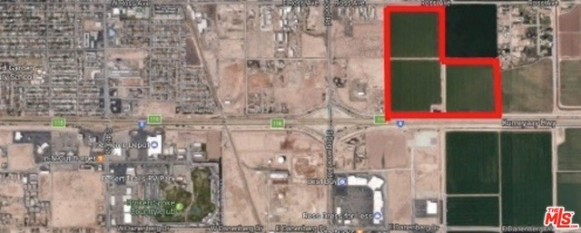 Single Family for Sale at 0 Hwy 8 El Centro, California 92243 United States