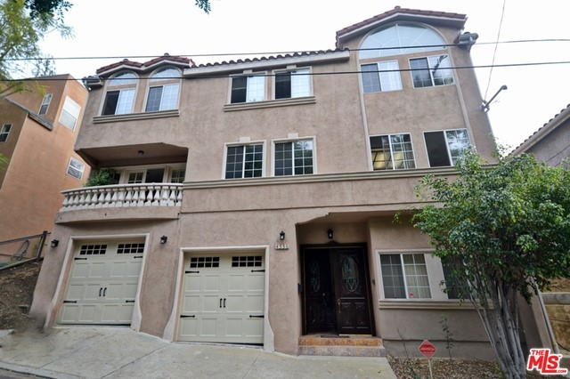 Single Family Home for Sale at 4536 Jessica Drive Los Angeles, California 90065 United States