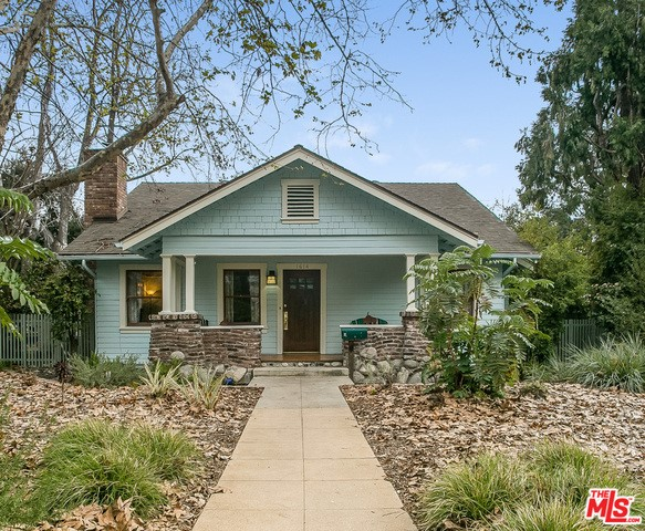 Single Family Home for Sale at 1614 Las Lunas Street Pasadena, California 91106 United States