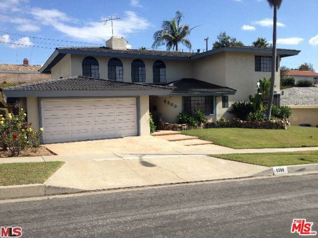 Single Family Home for Rent at 5300 Reynier Avenue Los Angeles, California 90056 United States