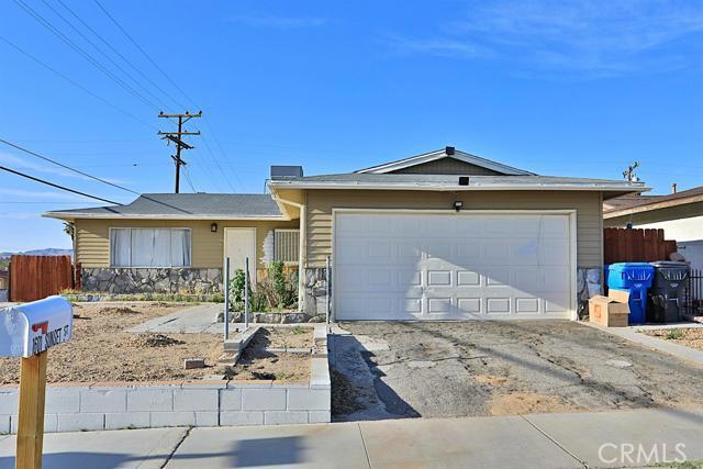1601 Sunset Street Barstow CA 92311
