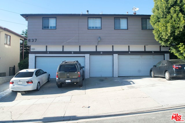 Single Family for Sale at 637 Hardin Drive Inglewood, California 90302 United States