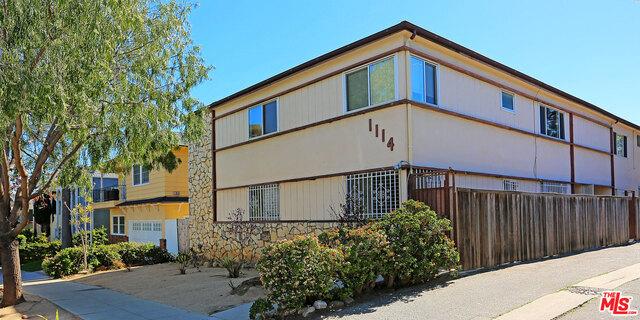 Condominium for Sale at 1114 23rd Street Santa Monica, California 90403 United States
