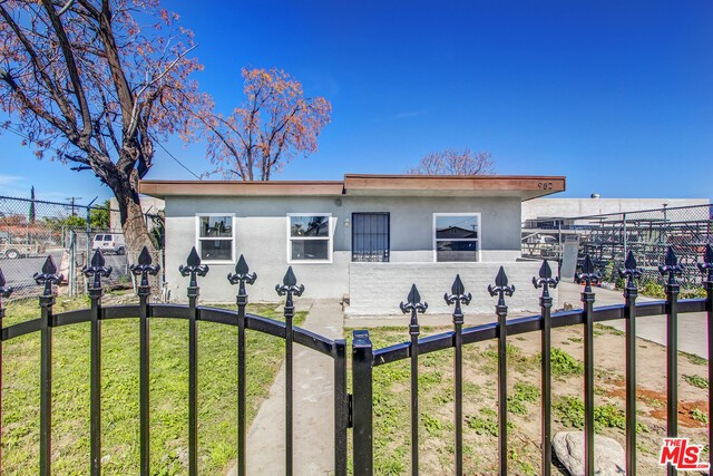 Single Family Home for Sale at 982 8th Street W San Bernardino, California 92411 United States
