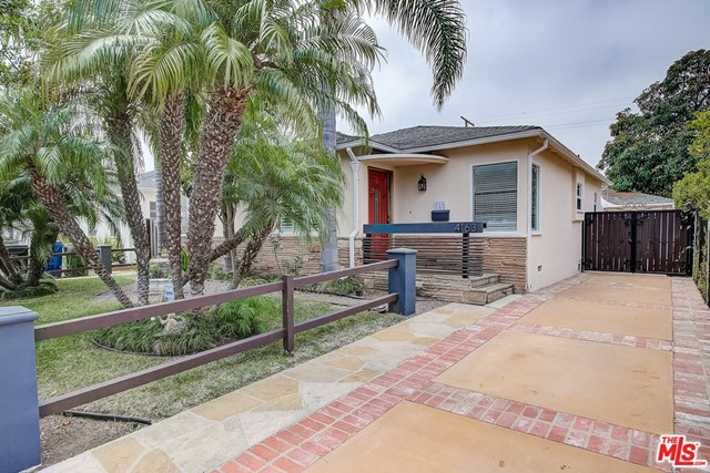 4163 Jasmine Ave, Culver City, CA 90232