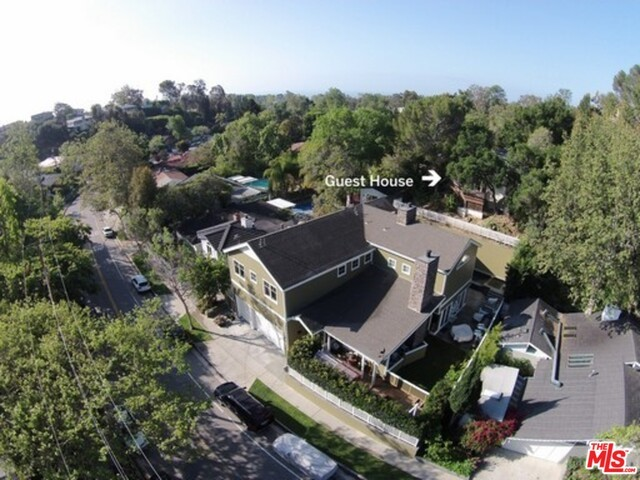 933 BIENVENEDA Avenue, Pacific Palisades CA 90272