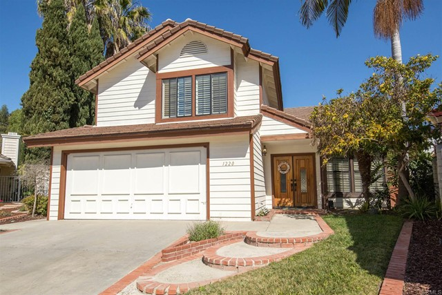 Detail Gallery Image 1 of 1 For 1220 Swallowtail Ct, Encinitas,  CA 92024 - 4 Beds | 2/1 Baths
