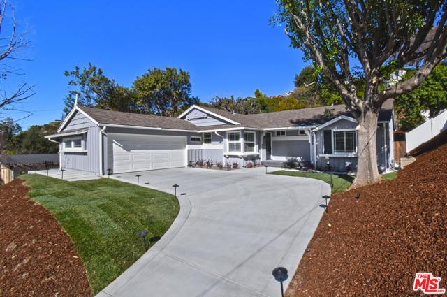 3486 Woodcliff Road  Sherman Oaks CA 91403