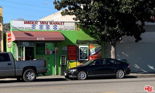 10715 S CENTRAL Avenue  Los Angeles CA 90059
