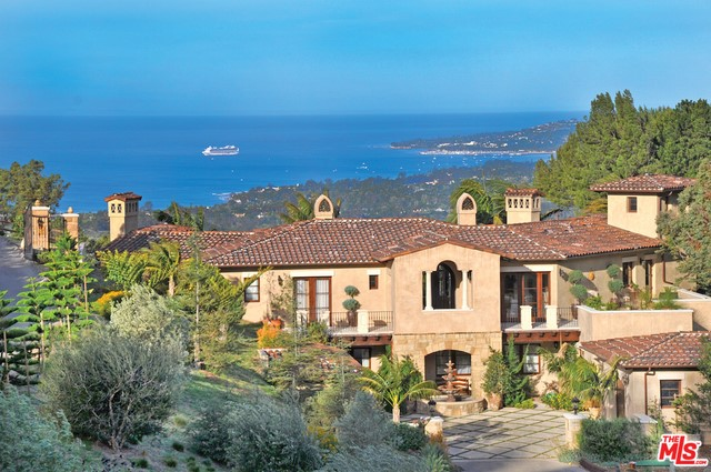 Single Family Home for Sale at 3091 Hidden Valley Lane Santa Barbara, California 93108 United States