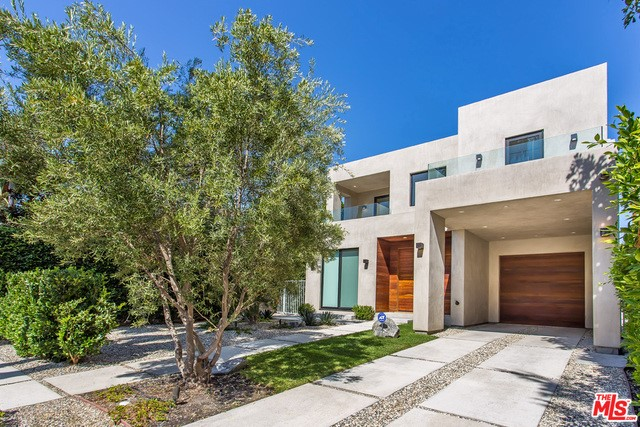 Single Family Home for Sale at 518 Huntley Drive West Hollywood, California 90048 United States
