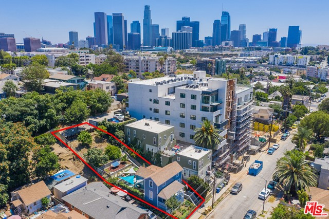 350 Patton Street  Los Angeles CA 90026