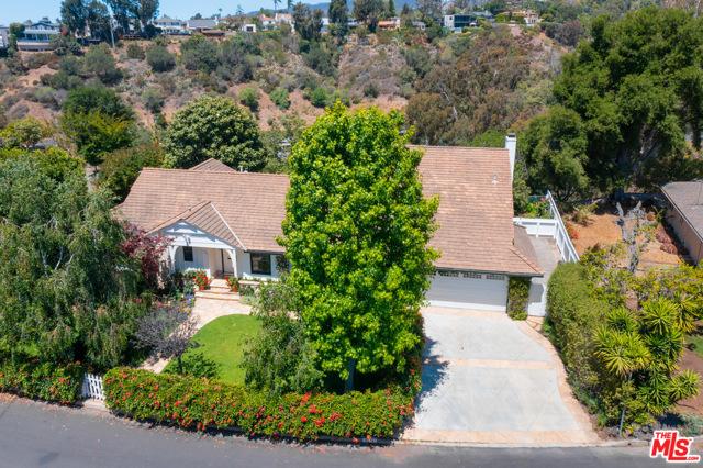 1111 Villa View Drive  Pacific Palisades CA 90272