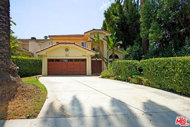 4459 Tyrone Avenue  Sherman Oaks CA 91423