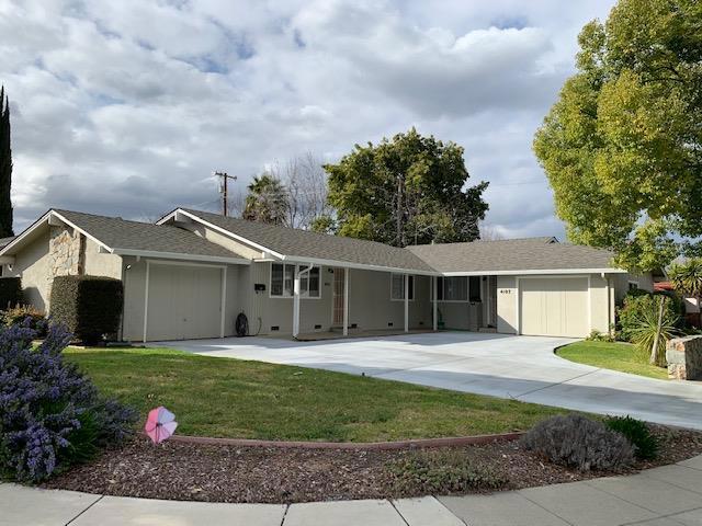 4111 Olga Drive, San Jose, California 95117, ,Residential Income,For Sale,Olga,ML81795721