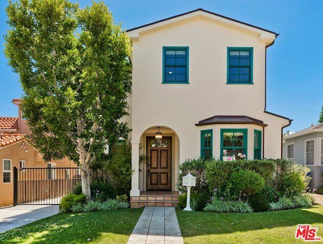 Photo of 1011 Fiske Street, Pacific Palisades, CA 90272