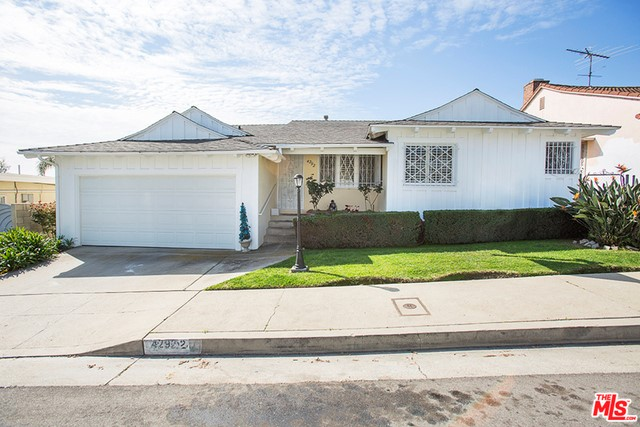 Single Family Home for Sale at 4292 Don Luis Drive Los Angeles, California 90008 United States