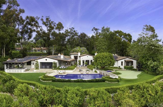 5111 El Mirlo  Rancho Santa Fe CA 92067