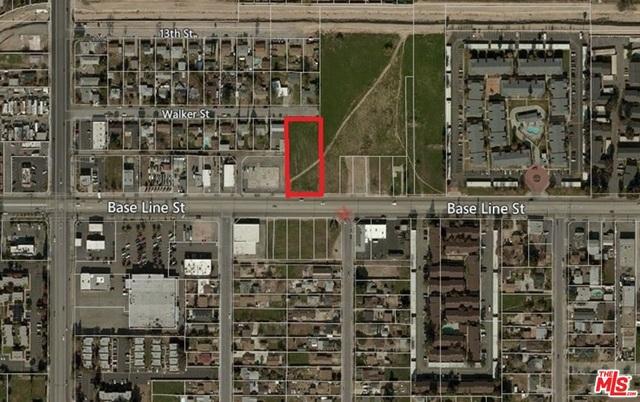 Single Family for Sale at 0 Baseline Street E San Bernardino, California 92410 United States