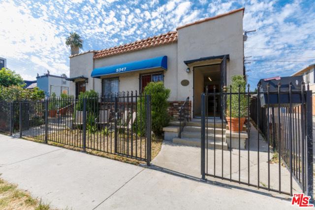 5347 Fountain Avenue  Los Angeles CA 90029