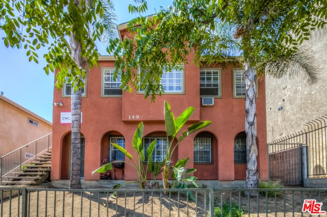 Single Family for Sale at 149 Alexandria Avenue N Los Angeles, California 90004 United States