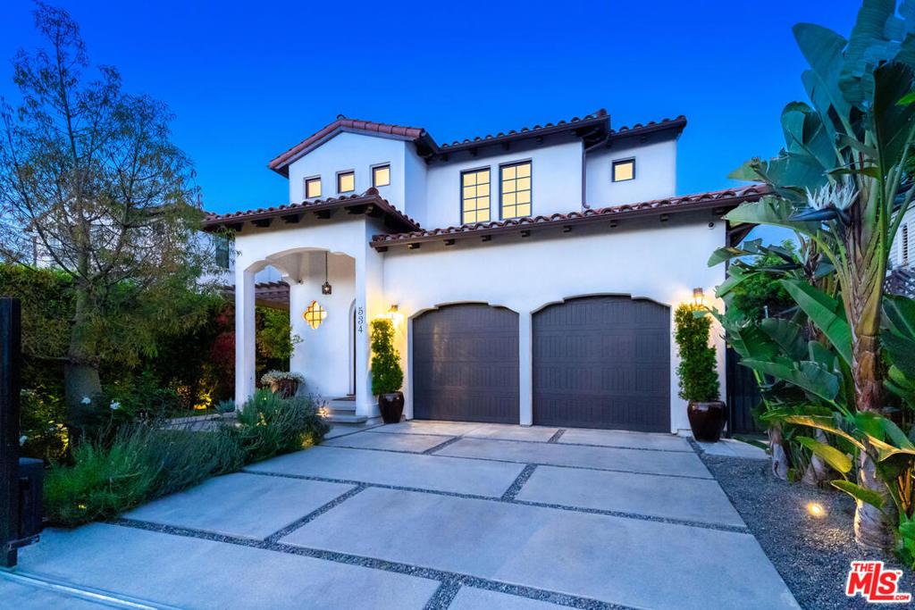 534 N Sierra Bonita Avenue #  Los Angeles CA 90036