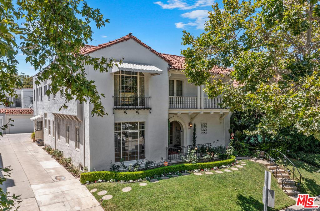 171 N Orange Drive #  Los Angeles CA 90036