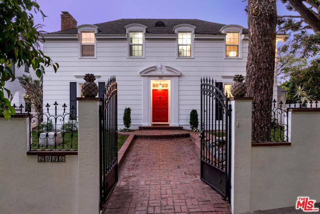 2035 N EDGEMONT Street  Los Angeles CA 90027