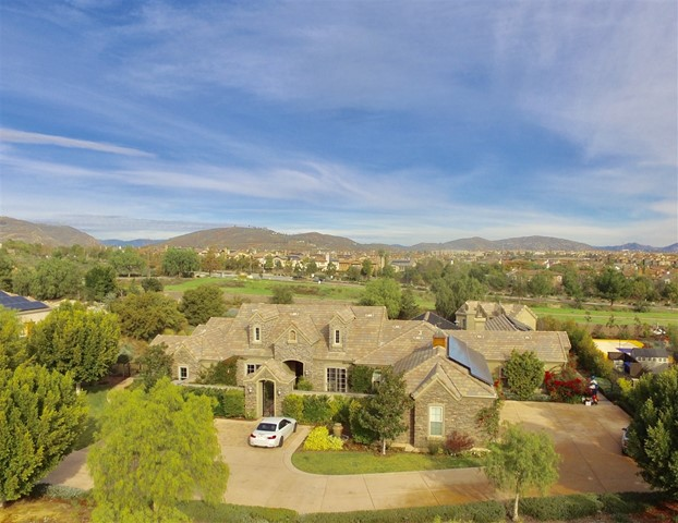 Photo of home for sale at 15493 Artesian Spring Road, San Diego CA